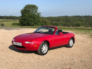 1991 Mazda MX5 1.6 MK1 For Sale by Auction