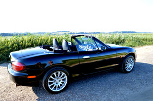 2001 (Y Reg) MK2.5 Special Edition MX5 for sale For Sale