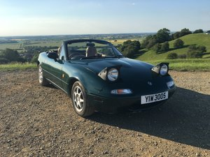 1994 Mazda Eunos (MX5) Including Hardtop 1.8L  For Sale