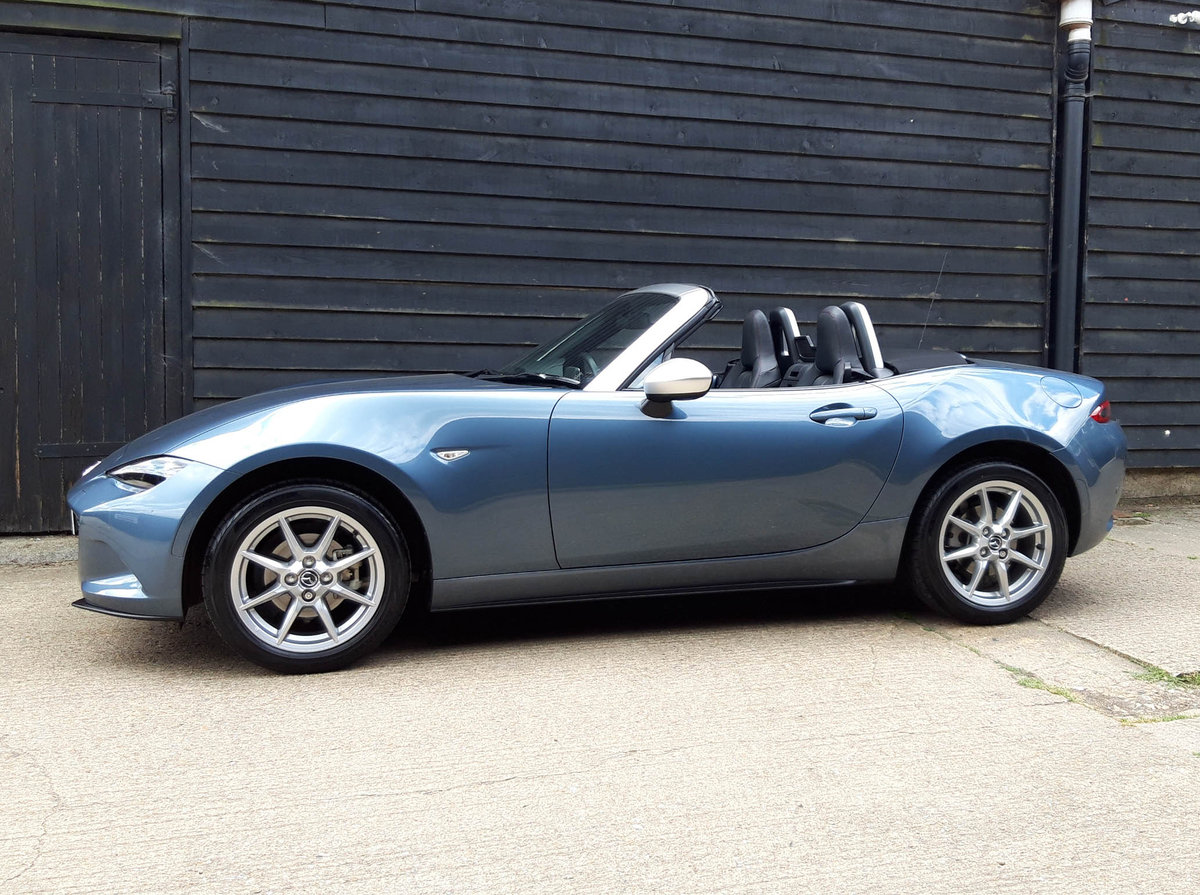 2017 MAZDA MX5 1.5 SKYACTIVE-G ARCTIC Ltd Ed, Low Miles, 1 Owner SOLD (picture 1 of 6)