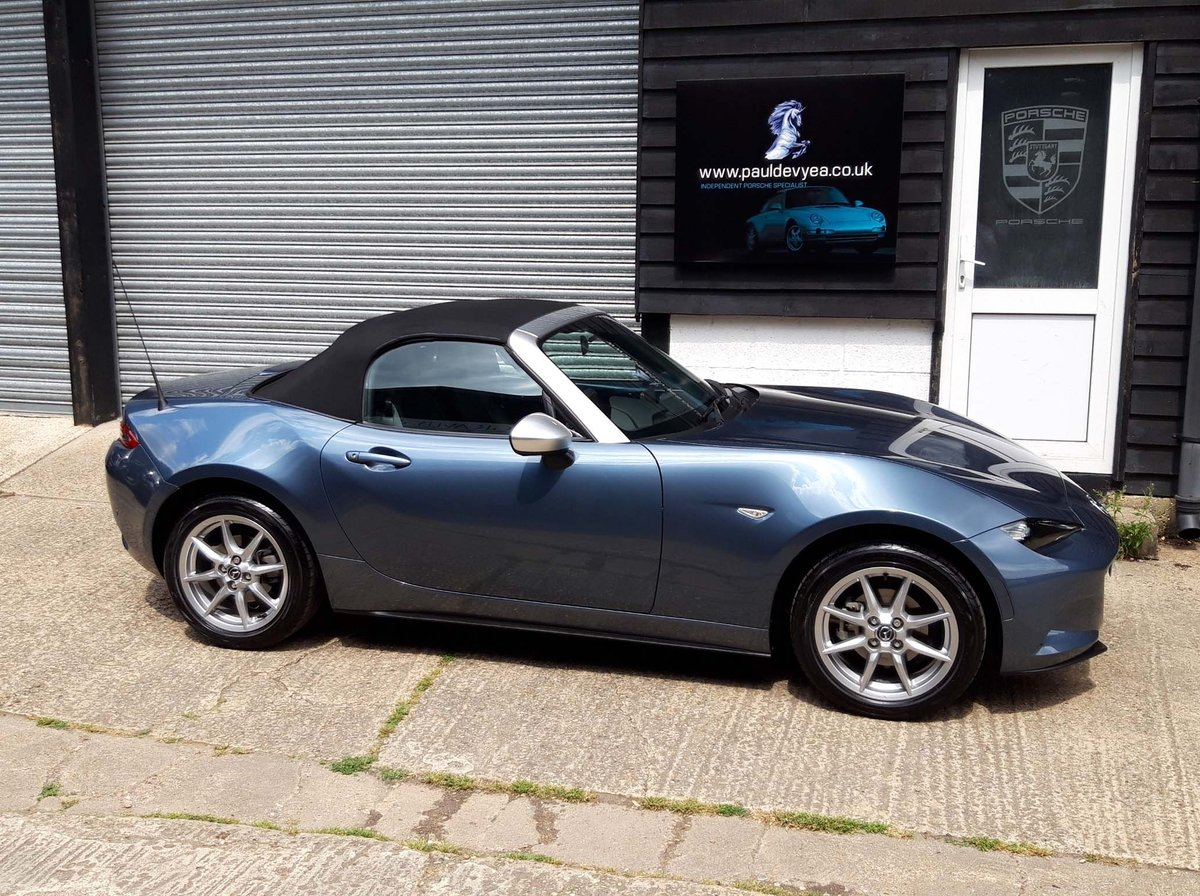 2017 MAZDA MX5 1.5 SKYACTIVE-G ARCTIC Ltd Ed, Low Miles, 1 Owner SOLD (picture 6 of 6)
