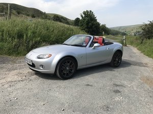 2005 2006 Mazda MX5 Sport 2.0 Mk3 Manual, FSH, 12 MOT For Sale