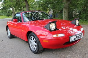 1993 Mazda MX5 - Barons Tuesday 16th July 2019 SOLD by Auction