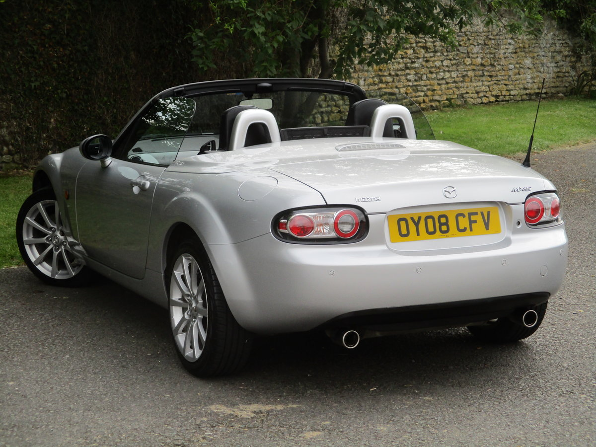 2008 Exceptional low mileage 1 Owner MX5 Sport. MX5 SPECIALISTS For Sale (picture 3 of 6)
