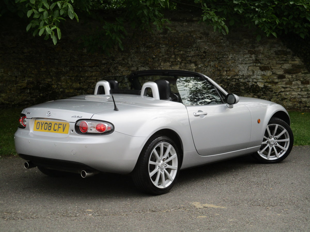2008 Exceptional low mileage 1 Owner MX5 Sport. MX5 SPECIALISTS For Sale (picture 4 of 6)