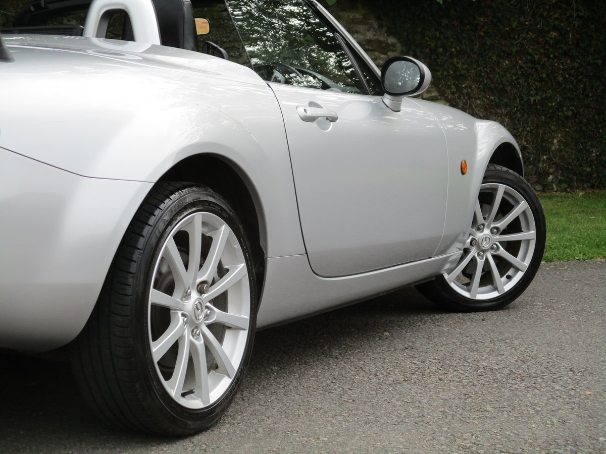 2008 Exceptional low mileage 1 Owner MX5 Sport. MX5 SPECIALISTS For Sale (picture 6 of 6)