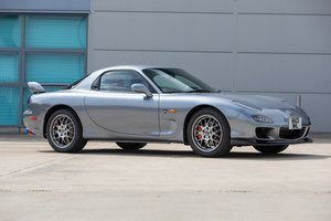 2003 Mazda RX7 Spirit  R Type A For Sale by Auction