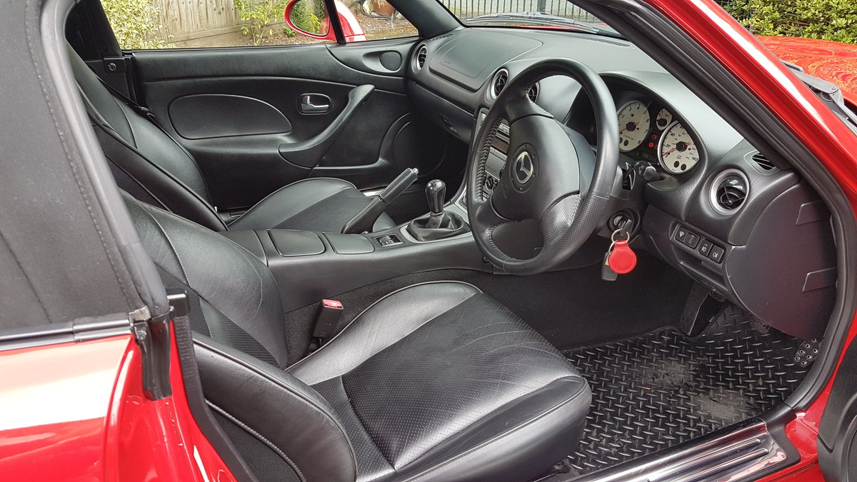 2005 Immaculate Low Mileage MX5 Mk2.5 1.8i S- A Beauty! For Sale (picture 2 of 6)