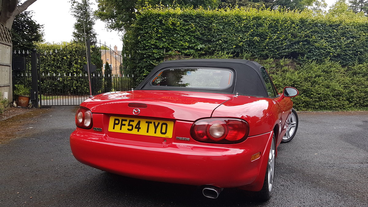 2005 Immaculate Low Mileage MX5 Mk2.5 1.8i S- A Beauty! For Sale (picture 6 of 6)