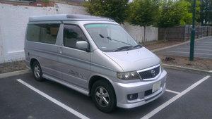 2001 Mazda Bongo Aero Friendee 2.5L V6 Petrol + LPG For Sale