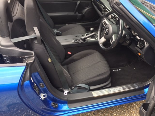 2006 Mazda MX-5 Soft-top For Sale (picture 5 of 5)