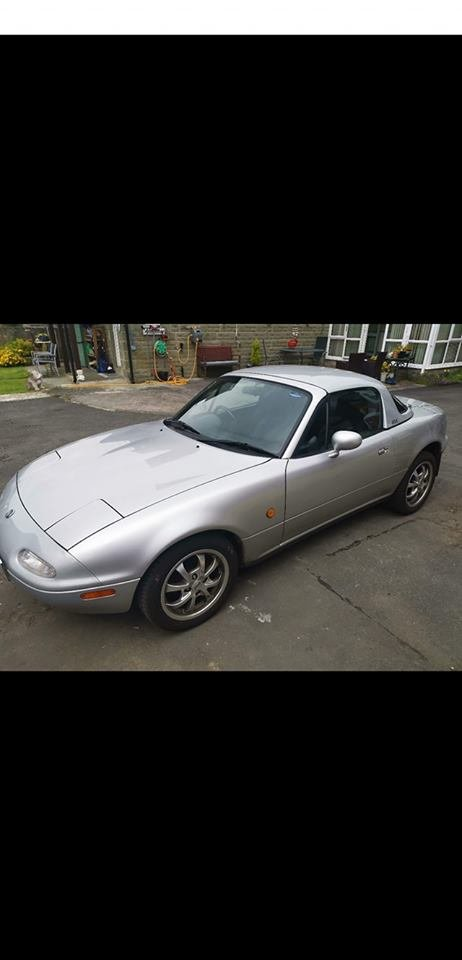 1993 mazda mk1 eunos automatic For Sale (picture 2 of 6)