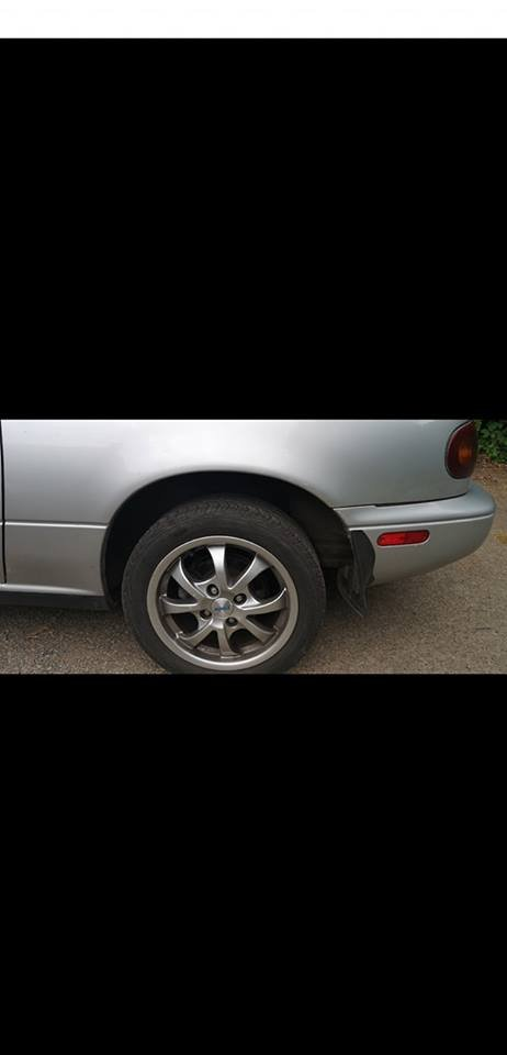1993 mazda mk1 eunos automatic For Sale (picture 5 of 6)