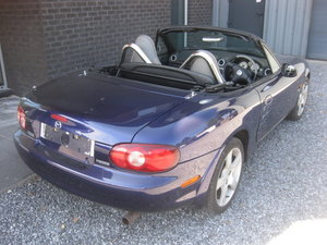 2003 Mazda MX 5 cabrio 1.8  For Sale