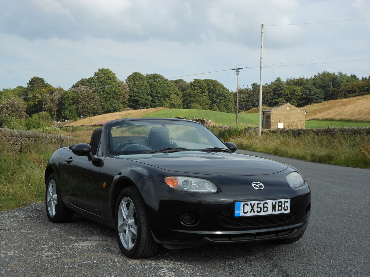 2006 Mazda MX-5 2.0i Roadster 2 Owners from New SOLD (picture 1 of 6)