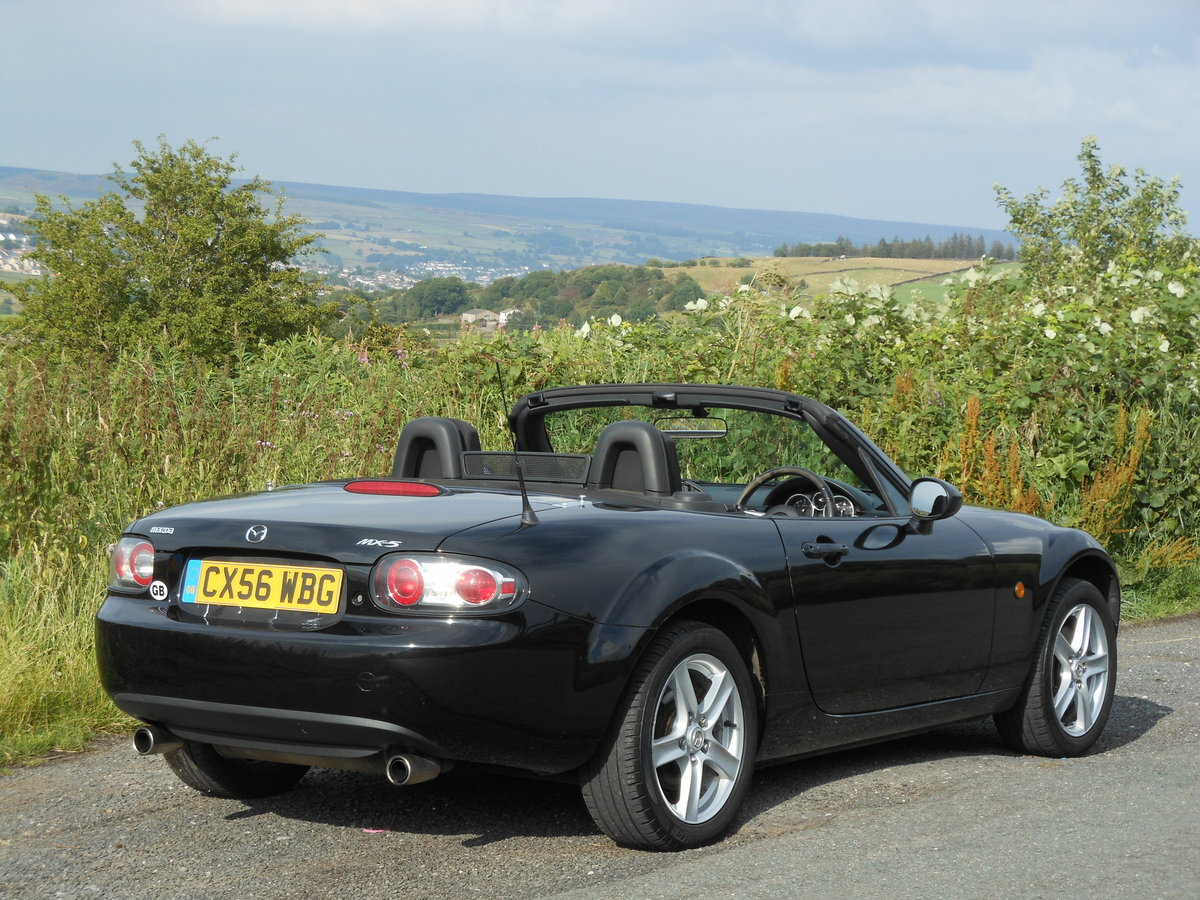 2006 Mazda MX-5 2.0i Roadster 2 Owners from New SOLD (picture 3 of 6)