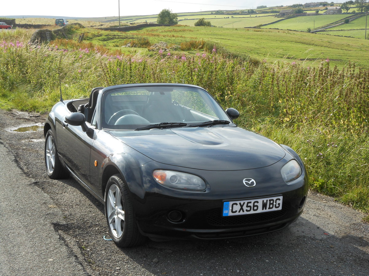 2006 Mazda MX-5 2.0i Roadster 2 Owners from New SOLD (picture 4 of 6)