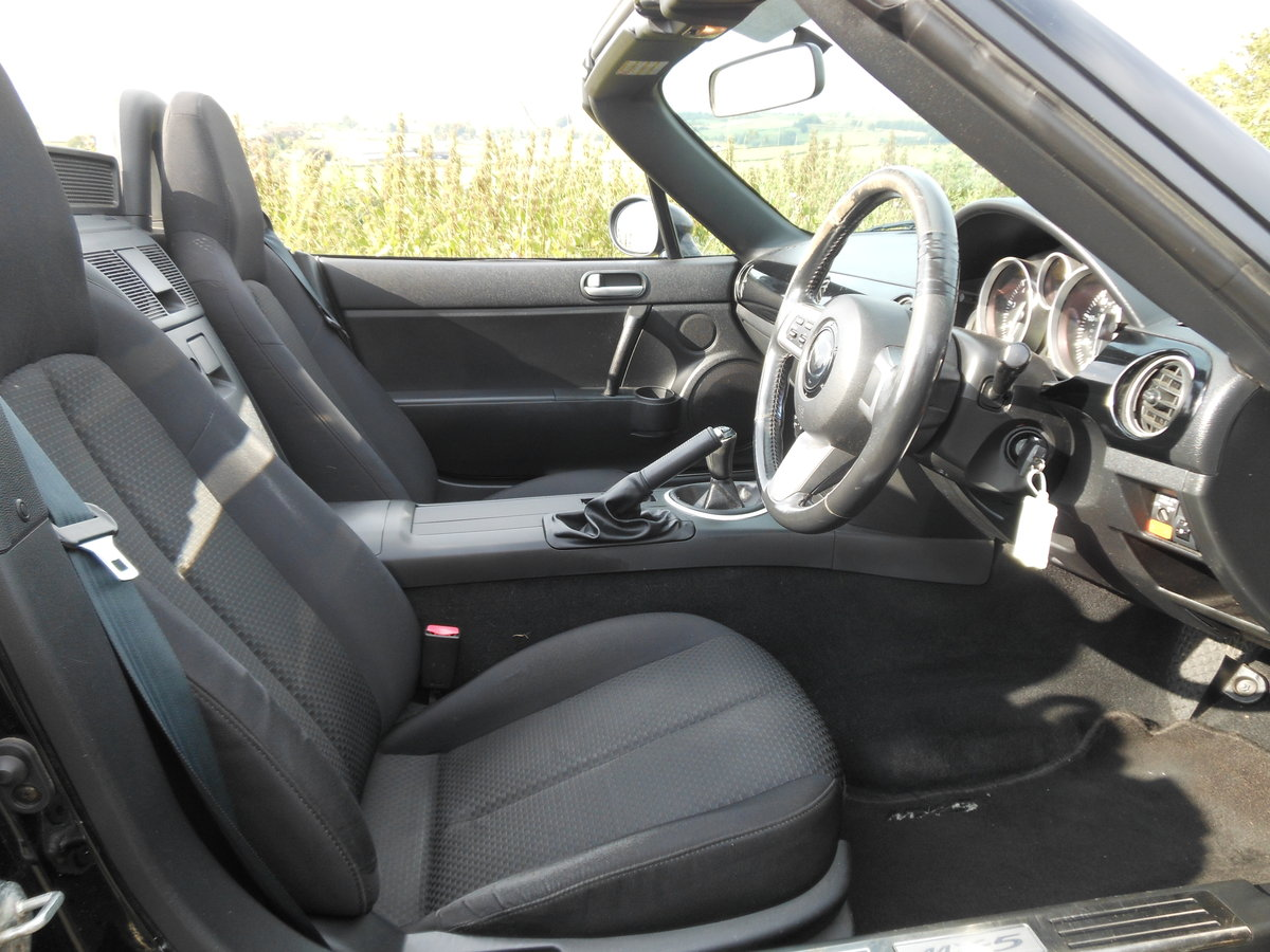 2006 Mazda MX-5 2.0i Roadster 2 Owners from New SOLD (picture 6 of 6)