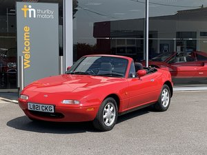 1993 Mazda MX5 1.6 pop up headlights For Sale