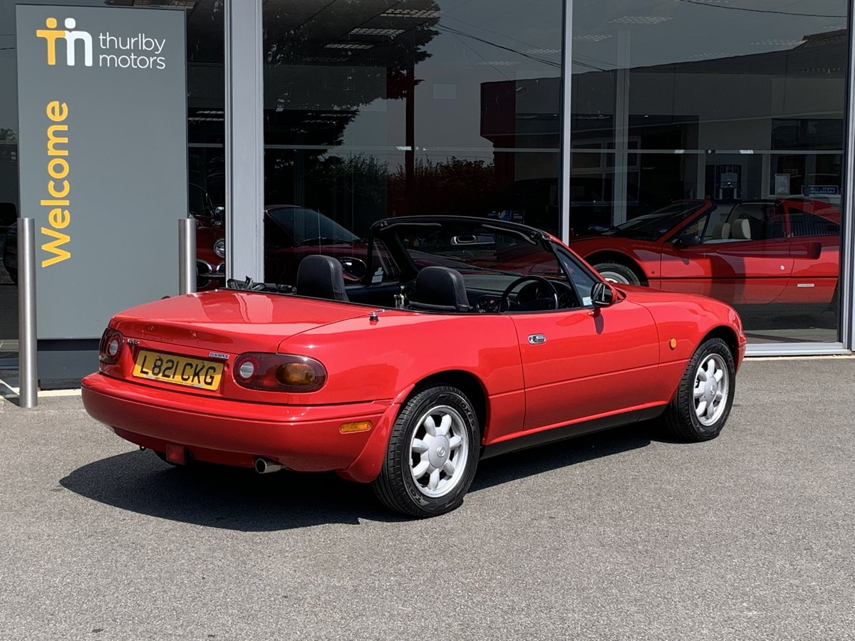 1993 Mazda MX5 1.6 pop up headlights For Sale (picture 4 of 6)