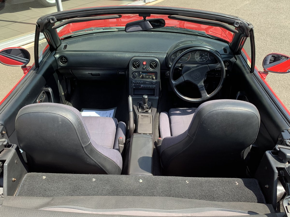 1993 Mazda MX5 1.6 pop up headlights For Sale (picture 6 of 6)
