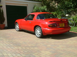 1991 Mazda Eunos Roadster For Sale