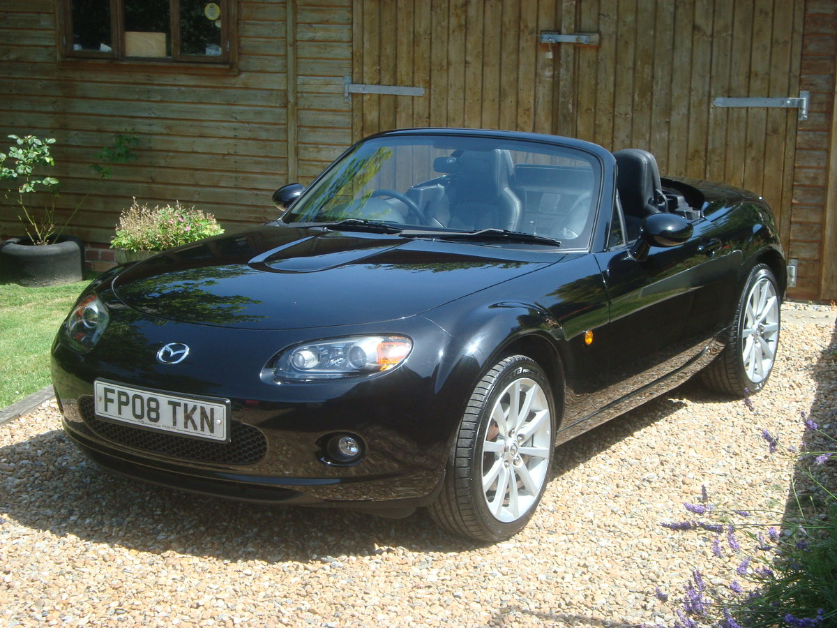 2008 Mazda MX5 2.0 Roadster Sport Electric Folding Roof Coupe. For Sale (picture 2 of 6)