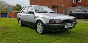 1988 Mazda 323 saloon glx retro future classic low For Sale