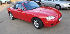 2001 mazda mx5 FSH 2 owners For Sale