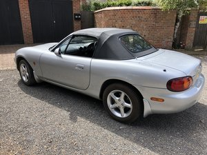 1998 Mazda mx-5 convertable Very low mileage  For Sale