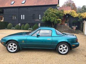 1998 Mazda Mx5 Mk1 Berkley One owner from new.