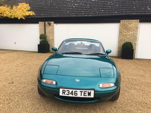 1998 Mazda Mx5 Mk1 Berkley One owner from new. For Sale