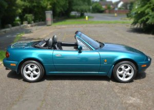 1998 MX5 Mk1 Berkeley limited edition For Sale
