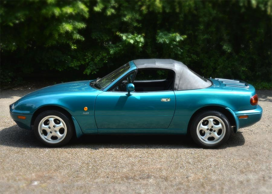 1998 MX5 Mk1 Berkeley limited edition For Sale (picture 2 of 6)
