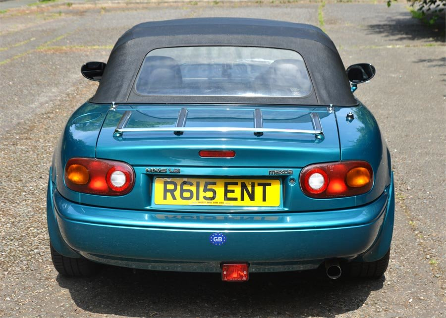 1998 MX5 Mk1 Berkeley limited edition For Sale (picture 4 of 6)