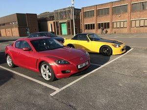 2003 Mazda RX8 Spares or repair
