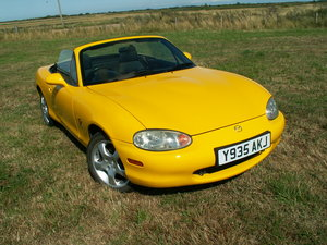 2001 Mazda MX-5 MK2 California For Sale