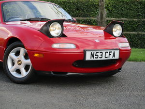 1995 Exceptional low mileage MX5 MK1. MX5 SPECIALISTS For Sale