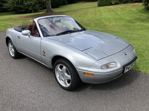 1997 Mk1 Mazda MX5 Harvard - near concours For Sale