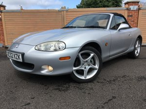 Mazda mx5 1.8 s-vt 6 speed *31,000 miles*