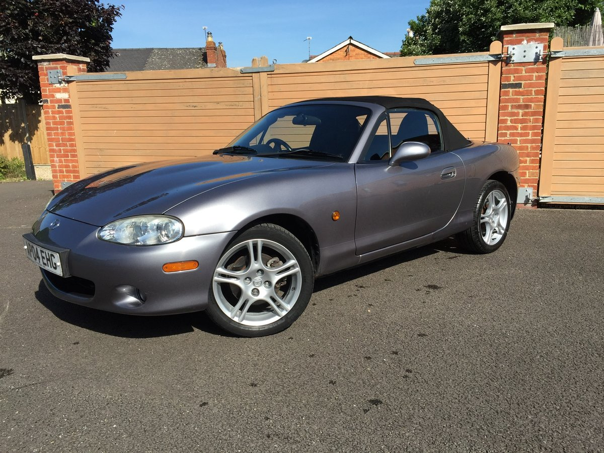 2004 Mazda mx5 1.8 s-vt 6 speed *31,000 miles* For Sale (picture 2 of 6)