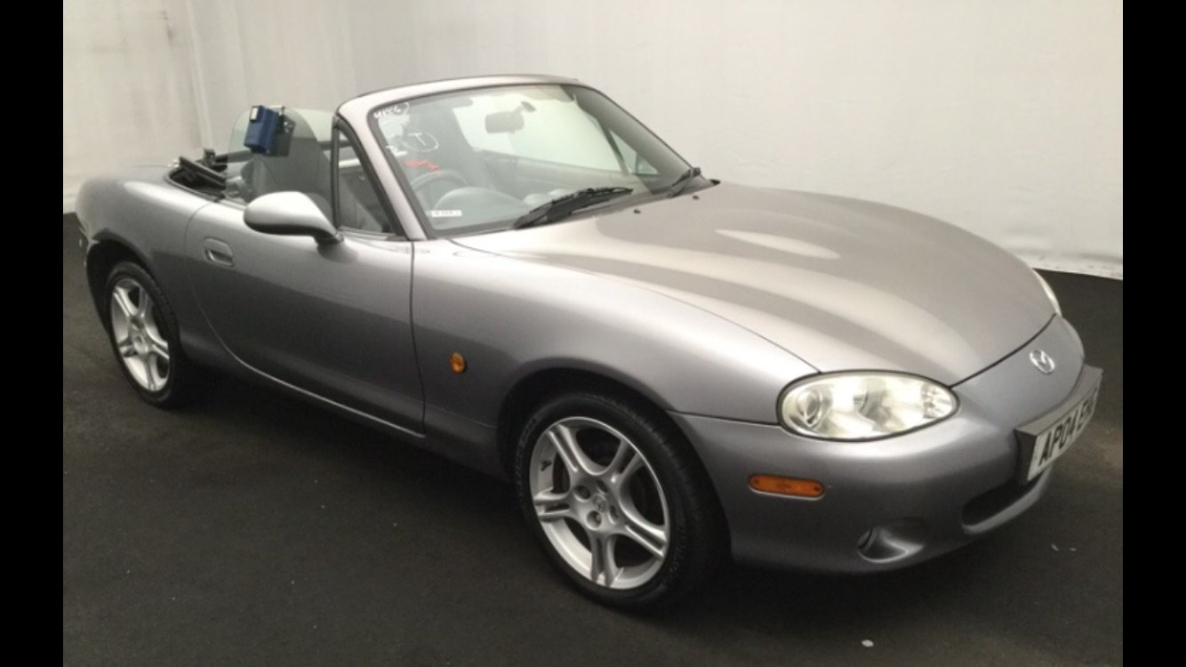 2004 Mazda mx5 1.8 s-vt 6 speed *31,000 miles* For Sale (picture 4 of 6)