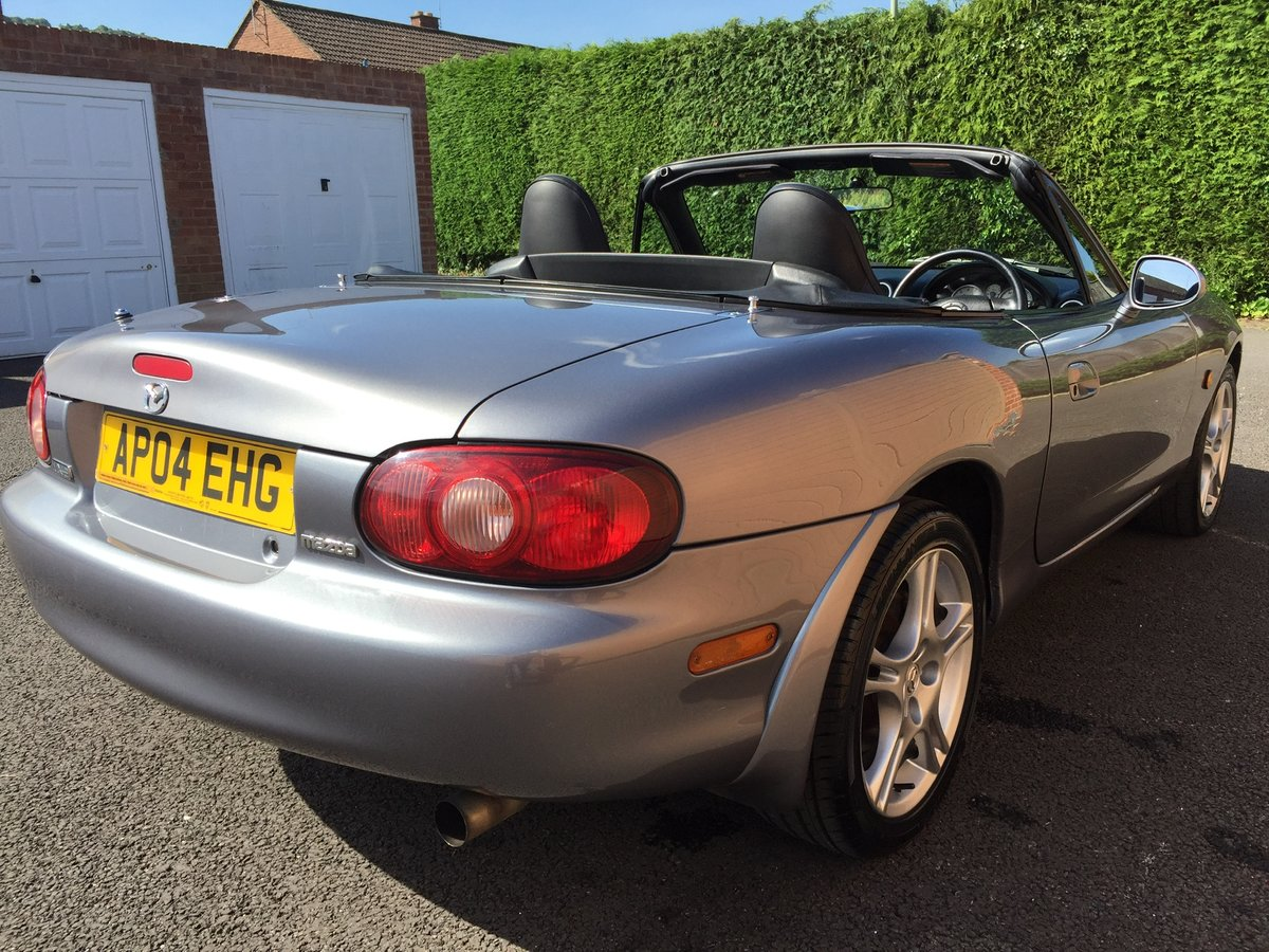 2004 Mazda mx5 1.8 s-vt 6 speed *31,000 miles* For Sale (picture 5 of 6)