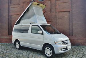 1999 MAZDA BONGO FORD FREDA FREETOP 2.5 * 8 SEATER CAMPER VAN * For Sale