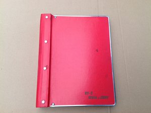 Mazda RX3 factory parts book  For Sale