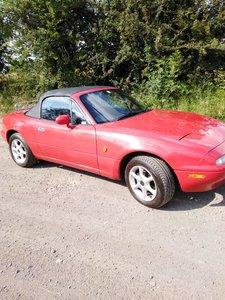 1990 Mazda MX 5 1.6 mk1 UK spec (NA model)