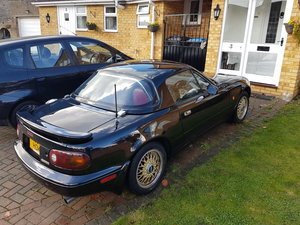 1993 Mazda MX5 Eunos Roadster Limited Edition