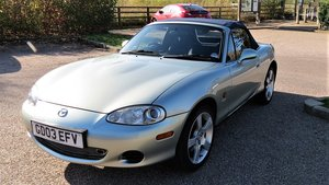 2003 MX-5 Nevada, rare 1.6 model.  For Sale