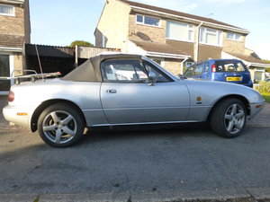 1997 Mazda Mx 5  Mk1 1.8i  Harvard Special Edition.