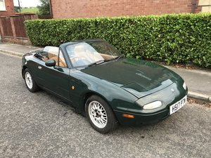 1990 Mazda MX-5 Eunos Mk1 V Spec Manual For Sale